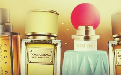 Letní parfémové novinky