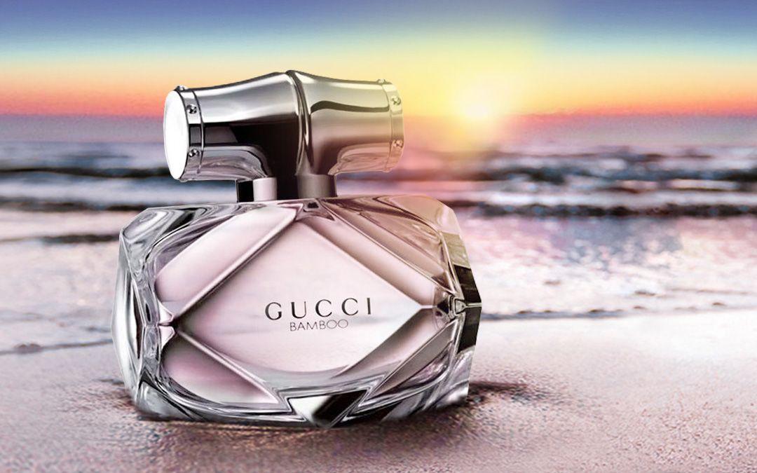 Lehký květinový parfém Gucci Bamboo