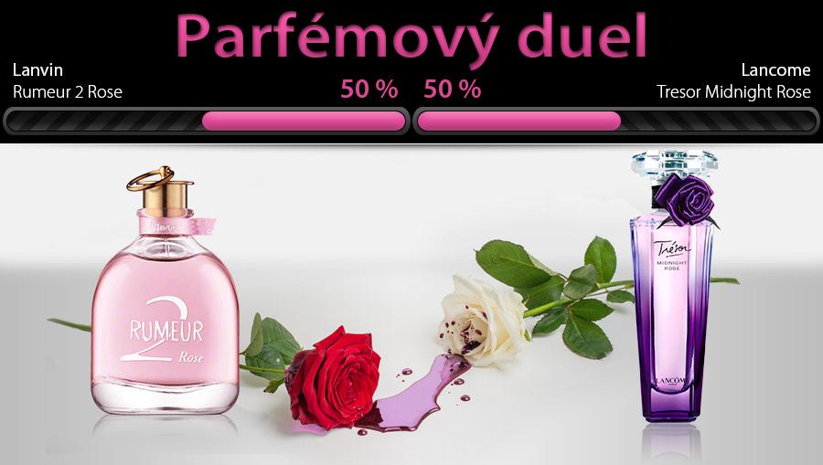 Parfémy s vůní omamné růže
