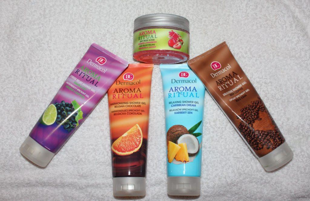Dermacol - vyzkoušené produkty