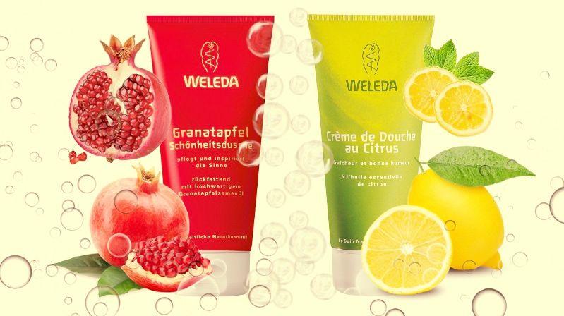Soutěž o produkty značky Weleda