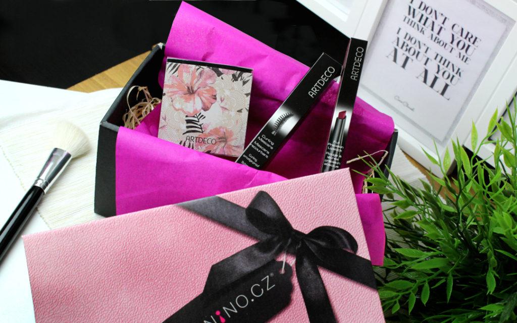 Soutěžte o dárkový balíček kosmetiky ARTDECO