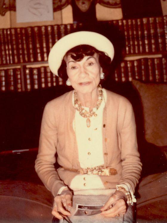 Coco Chanel, 1970 (zdroj_ wikimediacommons)