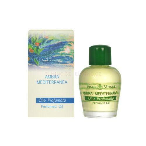 Parfémovaný olej Frais Monde Mediterranean Amber Perfumed Oil