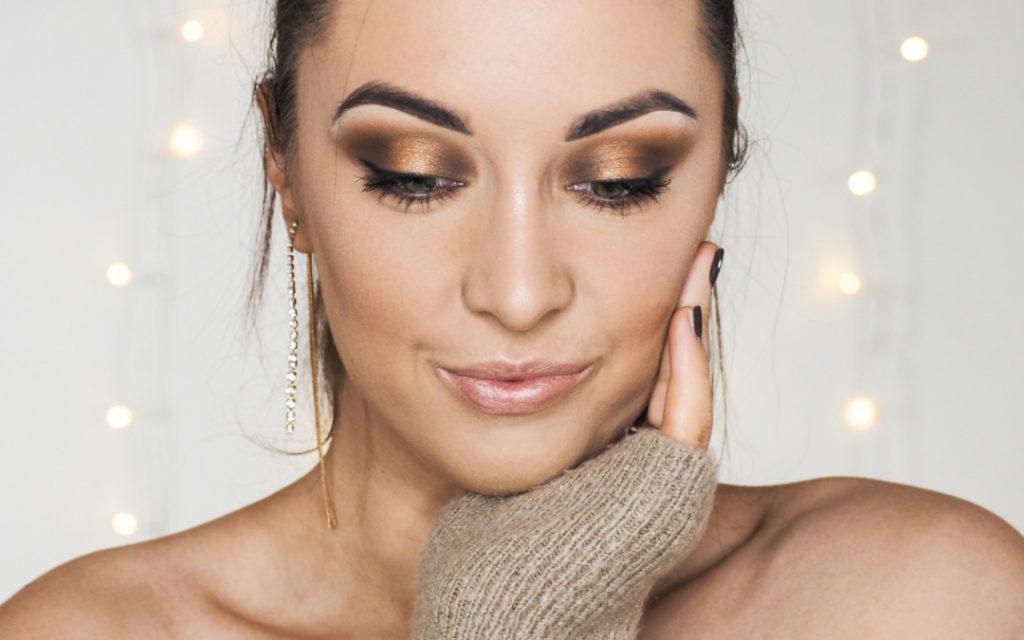 Škola líčení: Slavnostní vánoční make-up