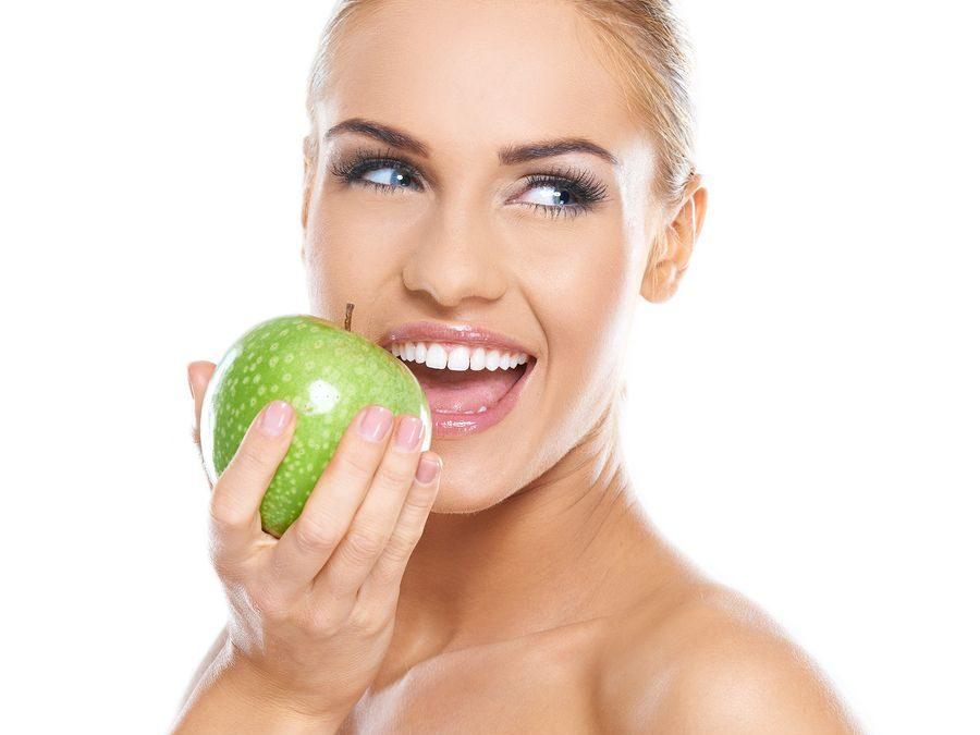 Vůně zeleného jablka pro rozkošné ženy