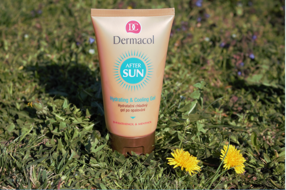 Dermacol After Sun Hydrating & Cooling Gel