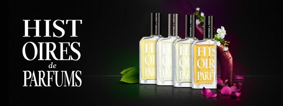 Jedinečné příběhy vůní Histoires de Parfums