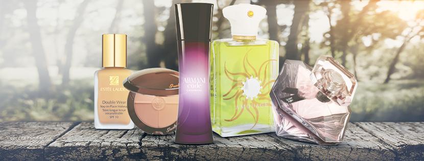 Parfémy a kosmetika pro každý den