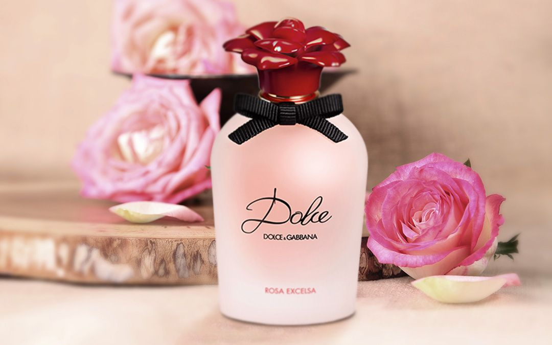 Dolce Rosa Excelsa: Zrozena z růží