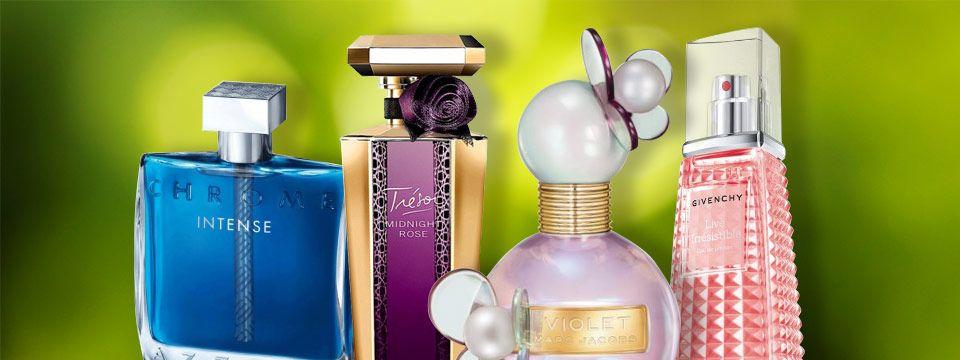 Červencové parfémové novinky