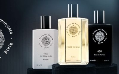 Niche parfémy Farmacia SS. Annunziata