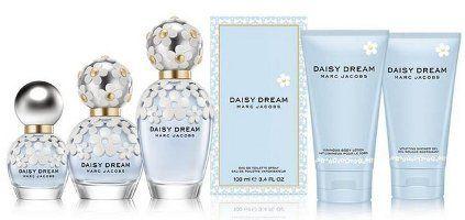 Varianty balení vůně Marc Jacobs Daisy Dream