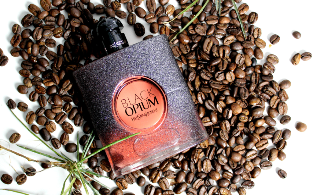 Šok z neznámého - Black Opium Floral Shock