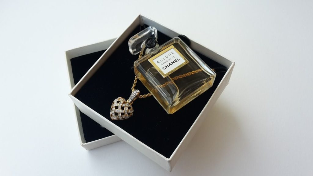 Parfém Chanel může být i vaším šperkem