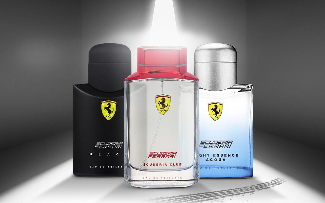 Ferrari: Nejen luxusní auta, ale i vůně