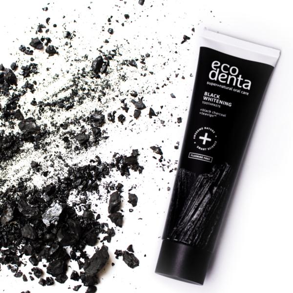 Ecodenta Toothpaste Black Whitening