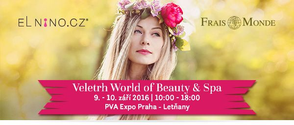 Veletrh World of Beauty & Spa