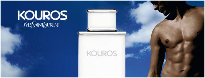 YSL Kouros: Parfém pro bohy