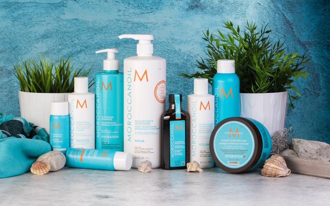 Tajemství krásných vlasů se jmenuje Moroccanoil!