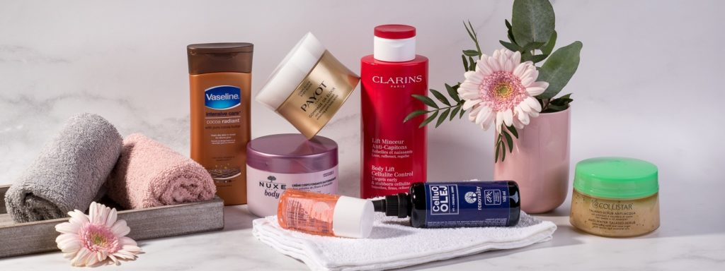 Telová kozmetika - výber toho najlepšieho pre dokonalé telo