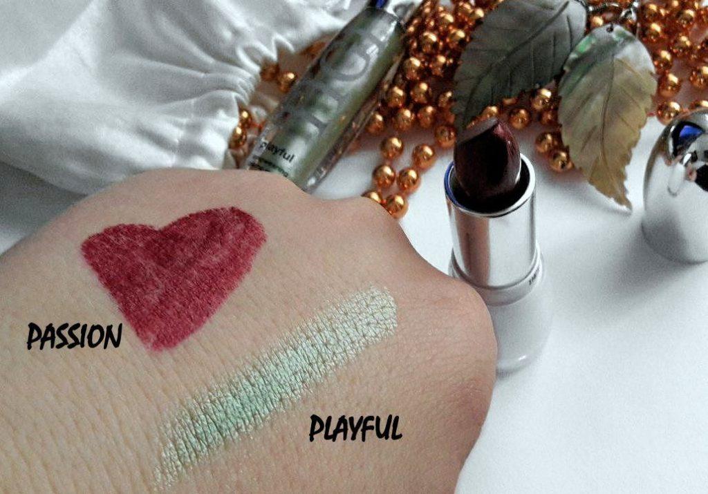 Dekoratívna kozmetika Tigi a jej pigmentácia