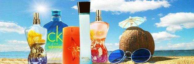 Armani, Gaultier a ich tip na letný parfum