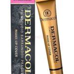 Dermacol Make-Up Cover poslúži ako korektor a v čase potreby aj ako mejkap. Na Elnino.sk zistíte, že nie je ani drahý.