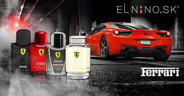 Parfumy Ferrari