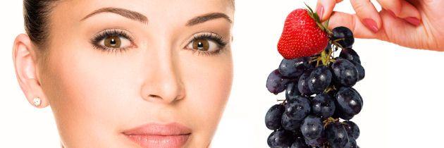 Ovocie patrí na tanier i na Vašu tvár