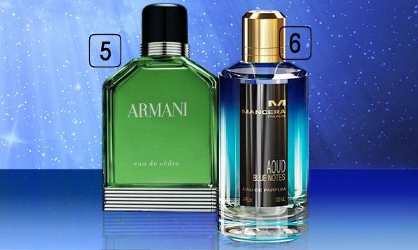 Novinky na jeseň - pánska vôňa od značky Giorgio Armani a unisex vôňaMancera