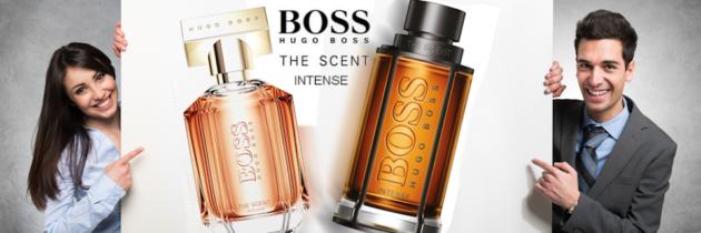 Boss The Scent Intense – nové a intenzívne parfumy Hugo Boss