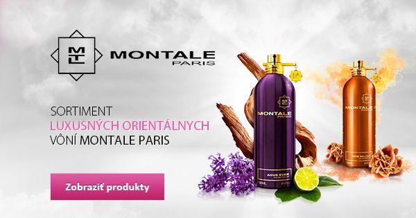 Montale Paris a niche parfumy Aoud Ever a Aoud Orange od tejto značky na Elnino.sk