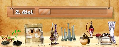 Parfumy a ich voňavá história (2. diel)