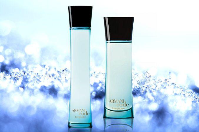 Giorgio Armani Code Turquoise pre dámy a pánov