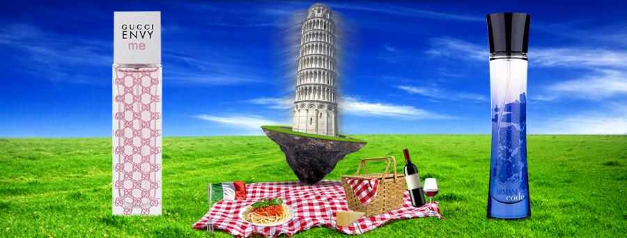 Vôňa Talianska plná vášne