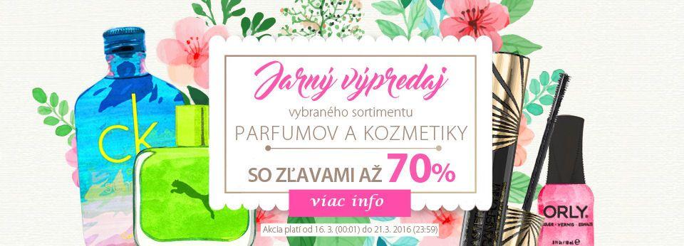 Jarný výpredaj na Elnino.sk - nezmeškajte ho