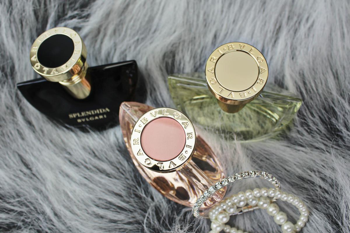 Bvlgari Splendida - luxusná línia nových vôní