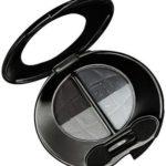 Astor Color Vision Eye Shadow Palette Odtieň 710 Smokey Black z ponuky tieňov Elnino.sk ako návrh na líčenie
