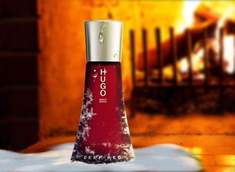 Hugo Boss Deep Red ako vášnivé tango