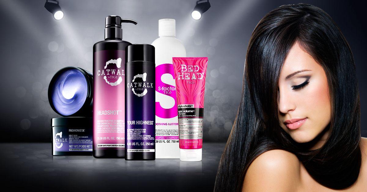Vlasová kozmetika TIGI