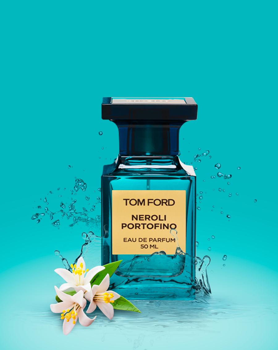 Medzi najkrajšie citrusové parfumy s bylinkami patrí Neroli Portofino