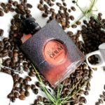 Black Opium Floral Shock s tónom čerstvo namletej kávy