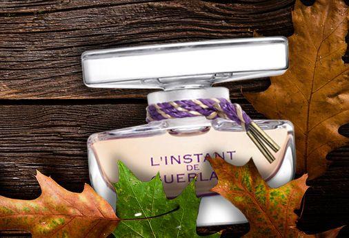Jesenný duel a medovo sladká vôňa Guerlain L´Instant