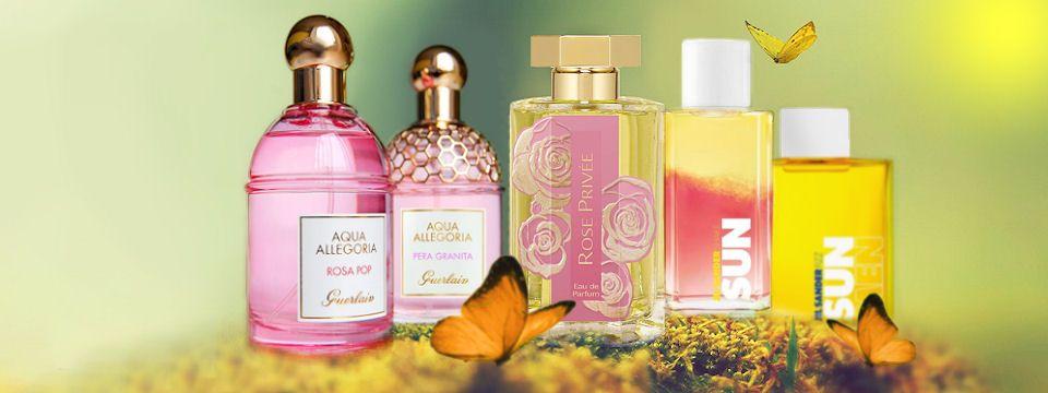 Vyjdi, vyjdi, slnko... ako nové parfumy privolali jar