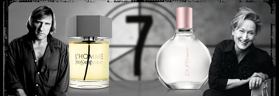 Voňavý duel, v ktorom sa stretla vôňa Yves Saint Laurent L Homme a vôňa DKNY Pure A Drop of Rose - duel Elnino.sk