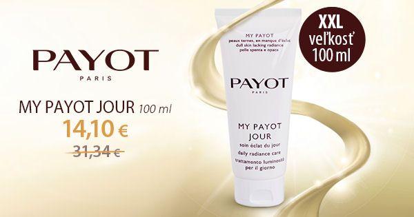Kultový krém na rozjasnenie My Payout Jour v XXL balení a akcii
