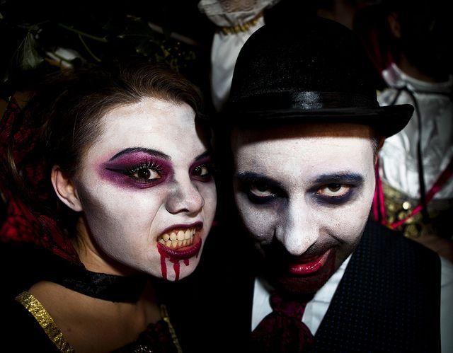 upír a zombie; Foto: Martin SoulStealer (Vamp & Zombie); Zdroj: http://bit.ly/1tDMC4j