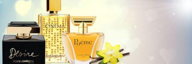 Vanilka a 3 skvelé parfumy s vanilkou