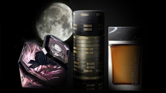 Parfumy Lancome, Davidoff, Michael Kors na noc